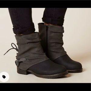 BKE black Meg bootie boot
